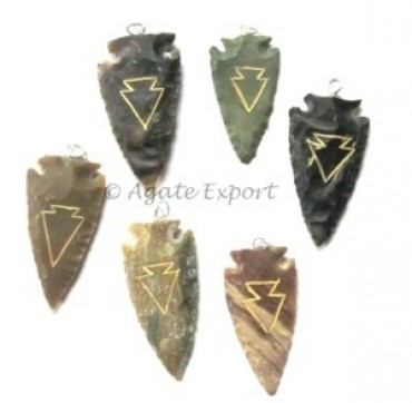 wholesalers-arrowheads-pendants